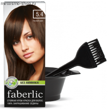 Набор для окрашивания волос (емкость+кисточка)